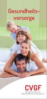 CVGF-Gesundheitsvorsorge für Mitglieder